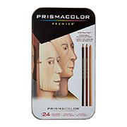Набор портретных карандашей 24 шт (PORTRAIT)