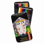 Набор мягких цветных карандашей 24 шт