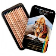 Набор акварельных цветных карандашей 12 (WATERCOLOR)